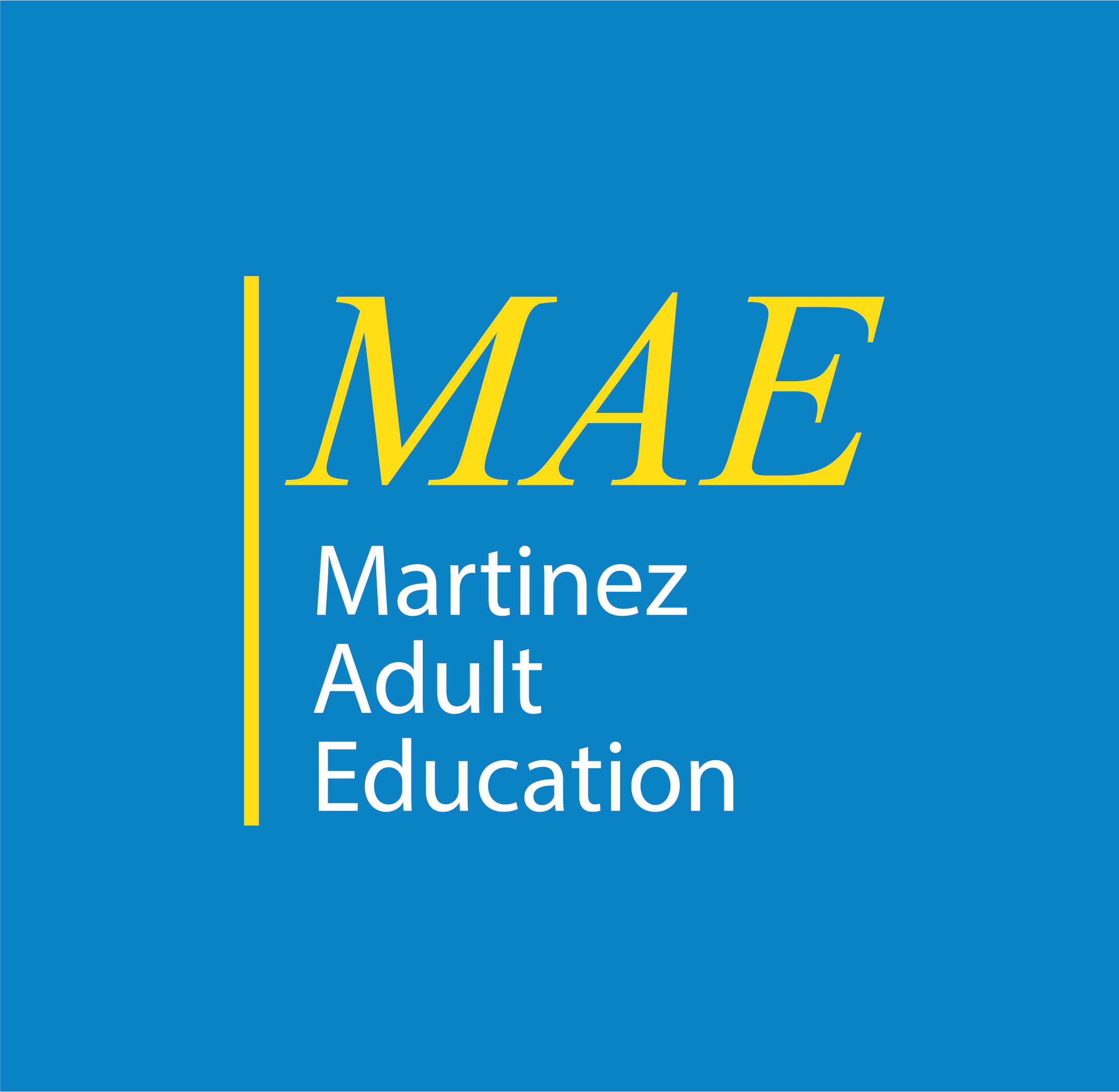 Martinez Adult Education